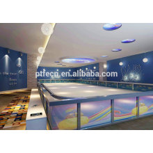 Chinese wholesale companies synthetic ice rink floor most selling product in alibaba