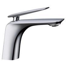 2020 modern design chrome and nickel bathroom faucet