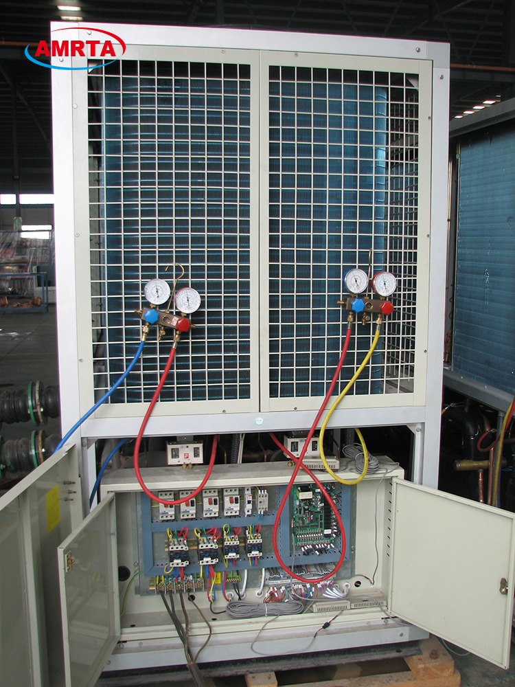 Low Temperature Glycol Chiller