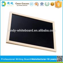 wooden frame magnetic blackboard