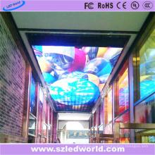 Крытый полный Цвет P6 светодиодный экран на потолок