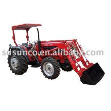 Portable Farming Tractor Loader, Traktor Loader und Bagger, Baggerlader