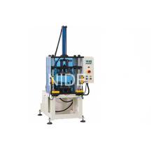 Machine de dilatation de bobine statorique Machine de formage final