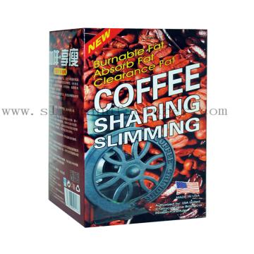 Perdre poids part café