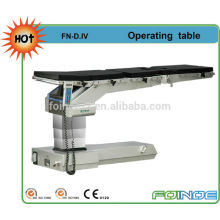 FN-D.IV Electro-Hydraulic C-Arm X-Ray Compatible Operating Room Table With Battery