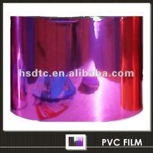 Metallisierte PVC-Folie