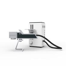 fiber laser marking and cutting machine