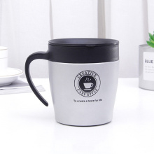 Portable Stainless Steel Insulation Thermo Vacuum Cup With Handle