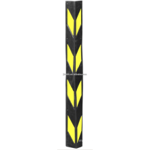 1200x100mm rubber corner guard
