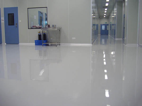 Epoxy Flat Coating Floor Paint For Hospitals