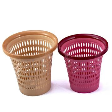 Plastic Fashion Open Top Waste Bin