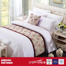Corredor de la cama del hogar de Poly Decoration Fabric