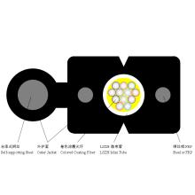 Câble à fibre optique FTTH autonome à l'intérieur