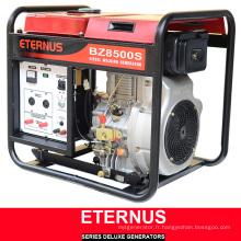 Ensemble générateur de petite capacité à déplacement facile (BZ10000S)