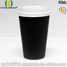 16oz Hot Saled Insulated Ripple Wall Paper Cups