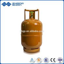 11KG komprimierte tragbare LPG-Gasherdflaschen-Abfüllmaschine zum Verkauf