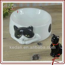 Cuenco de cerámica para gatos