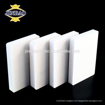JINBAO hoja de forex pvc chapa negra de alta calidad / tablero de espuma de 3 mm