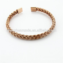 New trend spiritual jewelry steel,stainless steel jewelry with IP gold,rose gold
