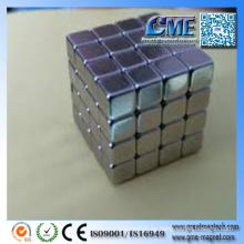 NdFeB Mikantis seltene Erde leistungsstarke Neodym-Magnete Cube