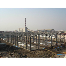 China Wiskind Q345 Single Span Steel Structure Building