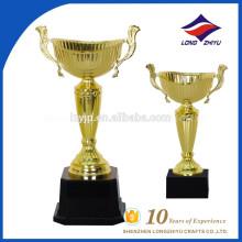 Новый стиль трофи оптом металлическая чаша трофей с более низкой ценой