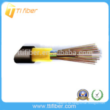 Buena Quaility multimodo de 6 núcleos GYFTY cable blindado de fibra óptica al aire libre
