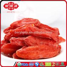 Vendedor caliente orgánico secado del goji