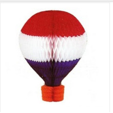 2015 New Design Patriotic Hot Air Balloon Decoration