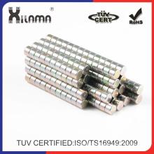 N42 D12*5mm Cheap Neodymium Disc Shaped Permanent High Quality Magnet