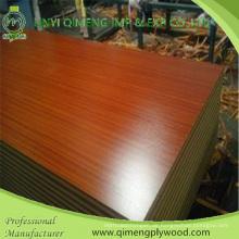 Konkurrenzfähiger Preis 15mm Melamin-Sperrholz mit Pappel und Hartholzkern