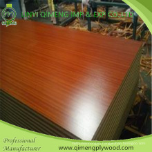 Competitive Price 15mm Melamine Plywood with Poplar and Hardwood Core