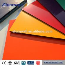 Panneaux de publicité extérieure Panneaux en aluminium composite Prix LIst