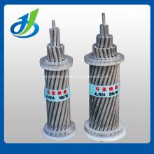 Cable de acero revestido de aluminio desnudo, cable de alimentación