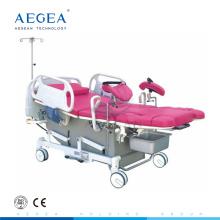 AG-C101A01 maternidad multifuncional quirúrgica cama de entrega de ginecología