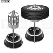 Bullseye Bubble Level Wheel Balancer