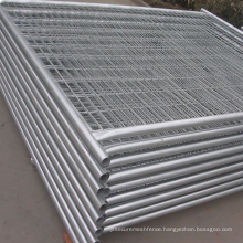 Canada Construction Fence Panels Galvanized Temporary Fence / temporary fence brace