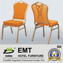 Silla de fiesta de la tela con el marco fuerte del metal (EMT-504)