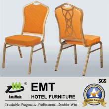 Стул из ткани с сильной металлической рамкой (EMT-504)