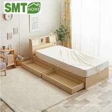 Hot sale from Japan modern latest bed designs pictures