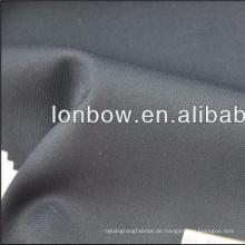 Garn aus italienischem Woll- und Polyester-Mischgewebe mit Vogelaugenoptik