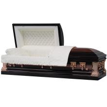 Jeff Bronze Square Corner Us Casket Coffin