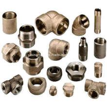 Кованая насадка для сварки труб из нержавеющей стали 6000 фунтов (SGS, CE, ISO)