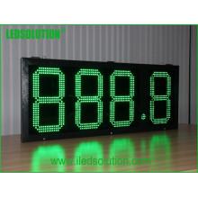 15 Zoll RF Steuerung LED Preis Digital Tankstelle Display