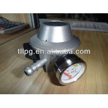 Reducing pressure with meter lpg gas cylinder regulator for Nigeria