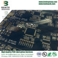 Snelle levering TG135 Quickturn PCB Geen MOQ