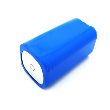 Rechargeable 18650 1S4P 3.7V 9600mAh Li Ion Batterie