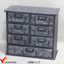 Gabinete de arquivo com 7 gavetas