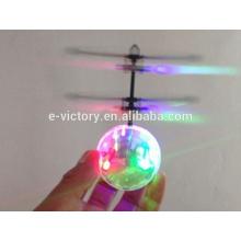 2015 la bola de recuerdo volando para venta de juguetes de niño con luces led