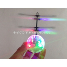 2015 souvenir Flying ball for sale kid toy with led lights